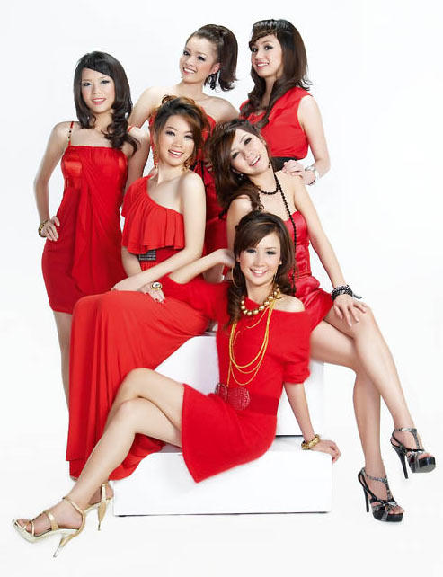 Laos Girl Group 